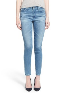 AG 'Middi' Ankle Skinny Jeans (15 Year LiberatingBeat)