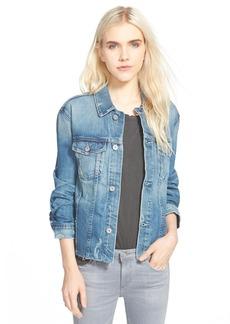 AG 'Nancy' Denim Jacket (17 Years Grunge)