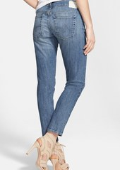 AG 'Nikki' Relaxed Skinny Crop Jeans (18 Year Enchant)