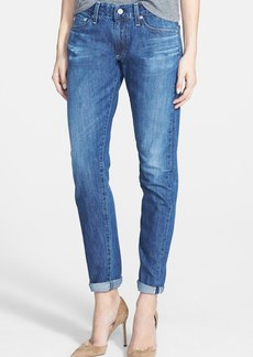 AG 'Nikki' Relaxed Skinny Jeans (12Y Icebound)