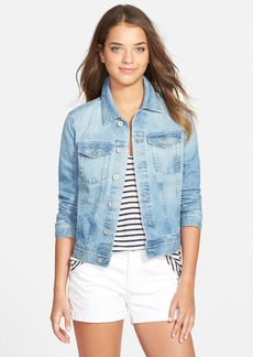 AG 'Robyn' Cropped Denim Jacket