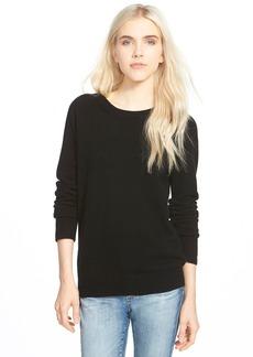 AG 'Rylea' Crewneck Cashmere Sweater