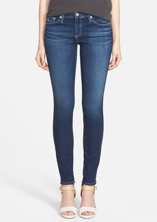 AG 'The Stilt' Cigarette Leg Jeans (5 Year Deep Blue)