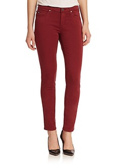 AG Stilt Sateen Cigarette Jeans