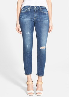 AG 'The Beau' Slouchy Skinny Jeans (16 Year Lift Off)
