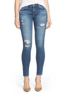 AG 'The Legging' Ankle Jeans (12 Year Restored)