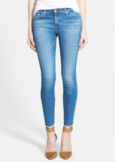 AG 'The Legging' Ankle Jeans (22 Year Spree)