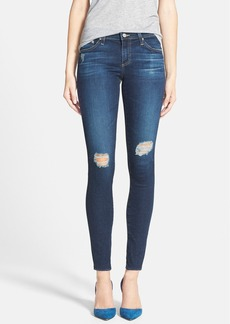 AG 'The Legging' Ankle Jeans (4 Year Fog)