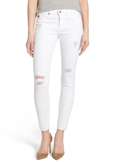 AG 'The Legging' Cutoff Ankle Skinny Jeans