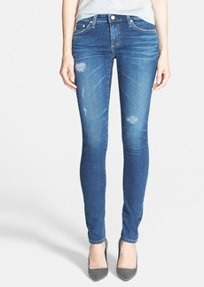 AG 'The Legging' Super Skinny Jeans (10-Year Mend)