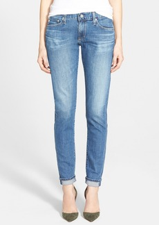 AG 'The Nikki' Relaxed Skinny Jeans (8 Year Tundra)