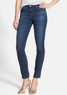 AG 'The Prima' Cigarette Leg Skinny Jeans (Crater)
