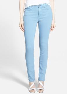 AG 'The Prima' Cigarette Leg Skinny Jeans (Sulfur Hazy)