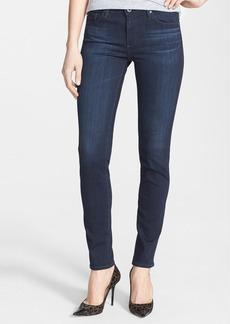 AG 'The Prima' Mid Rise Cigarette Skinny Jeans (Brooks)