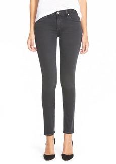 AG 'The Stilt' Cigarette Leg Jeans (2 Years Carbon)