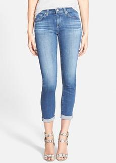 AG 'The Stilt' Roll Cuff Skinny Jeans (13 Year Solitude)