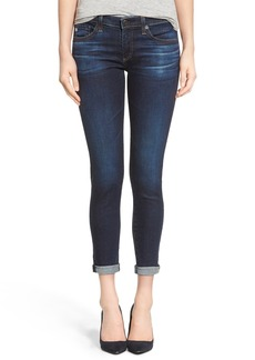 AG 'The Stilt' Roll Cuff Skinny Jeans (2 Year Beginnings)