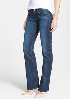 AG 'The Tomboy' Relaxed Straight Leg Jeans (Six Year Compass)