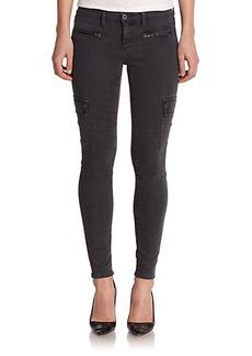 AG Tyler Cargo Skinny Jeans
