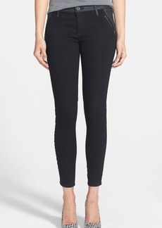 AG 'Willow' Coated Detail Leggings (Smoulder)