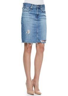 Erin 16-Years Ascension Denim Skirt   Erin 16-Years Ascension Denim Skirt