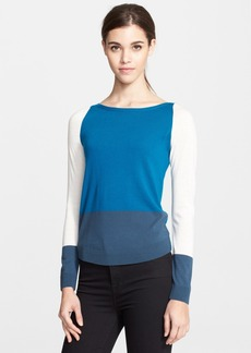 Akris punto Colorblock Sweater