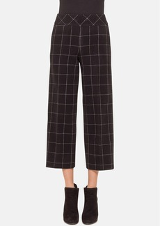 Akris punto 'Corinne' High Waist Wool Pants