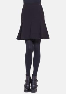 Akris punto Flared Jersey Skirt