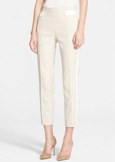 Akris punto 'Franca' Techno Cotton Ankle Pants