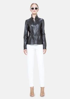 Akris punto 'Franca' Techno Cotton Blend Pants