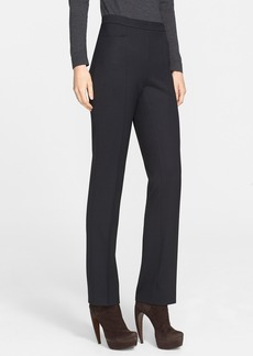 Akris punto 'Francoise' Stretch Gabardine Pants