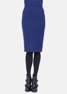 Akris punto Long Jersey Pencil Skirt