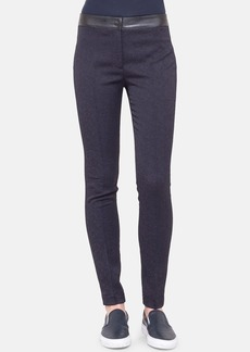 Akris punto 'Mara' Slim Techno Jacquard Pants