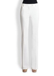 Akris Punto Milton High-Waist Pants
