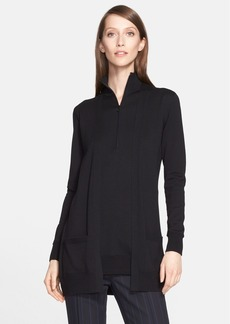 Akris punto Mock Two-Piece Sweater (Nordstrom Exclusive)