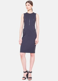 Akris punto Sleeveless Jersey Dress