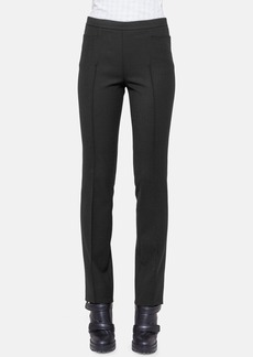 Akris punto Stretch Wool Slim Pants