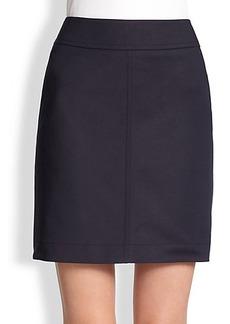 Akris Punto Techno Mini Skirt