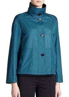 Akris Punto Techno Reversible Jacket