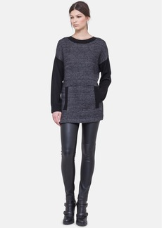 Akris punto Wool & Mohair Blend Sweater