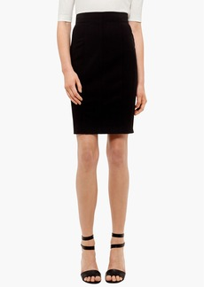 Akris punto Wool Pencil Skirt