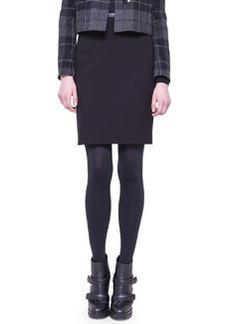 Jersey Pencil Skirt   Jersey Pencil Skirt