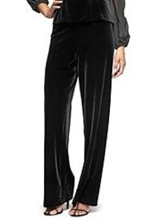 Alex Evenings® Flat Front Pant