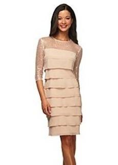 Alex Evenings® Illusion Dress