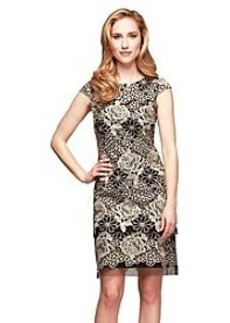 Alex Evenings® Lace Tiered Cocktail Dress