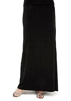 Alex Evenings® Long Skirt With Fishtail Back