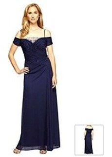 Alex Evenings® Off Shoulder Gown