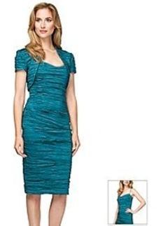 Alex Evenings® Sheath Bolero Jacket Dress