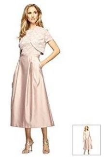 Alex Evenings® Tea Length Jacket Dress