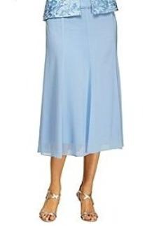Alex Evenings® Tea Length Skirt